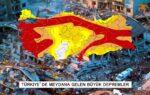 Türkiye'de meydana gelen büyük depremler
