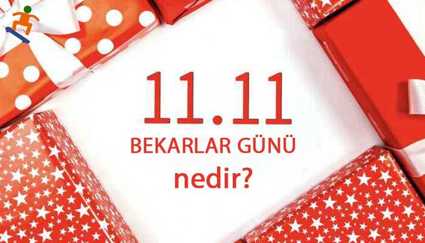 11.11 bekarlar günü